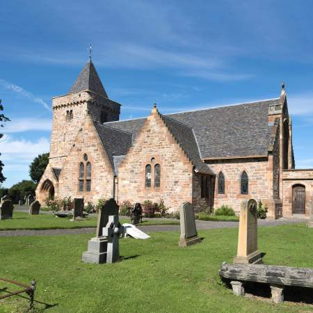 Aberlady Parish Church 1
