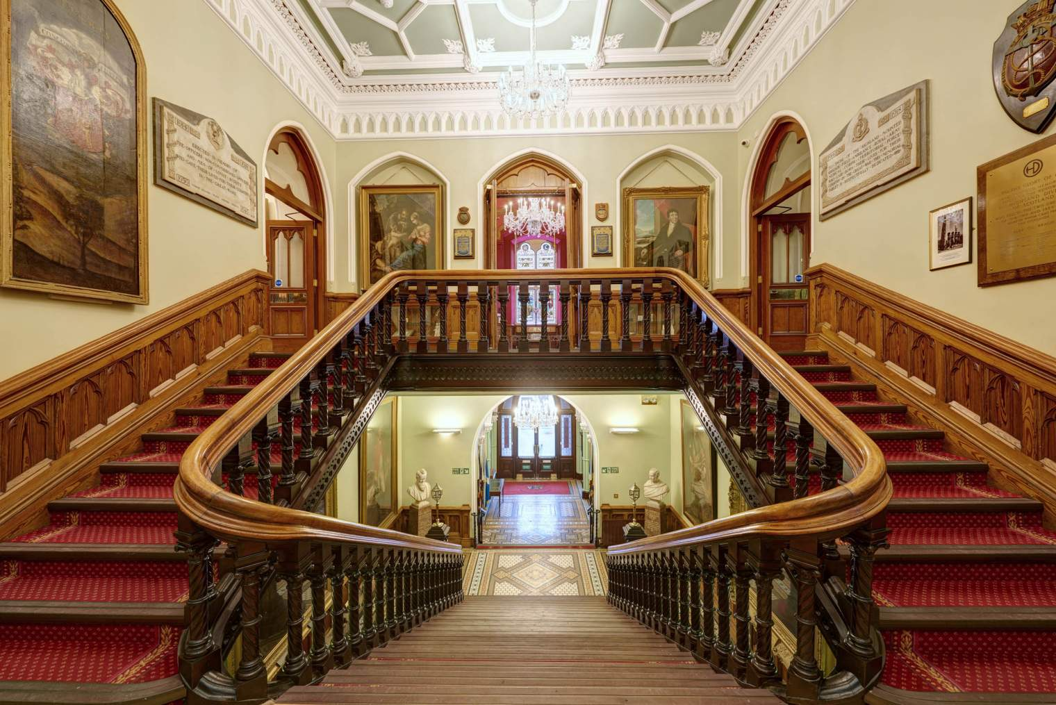 Inverness Town House Ldn Architects