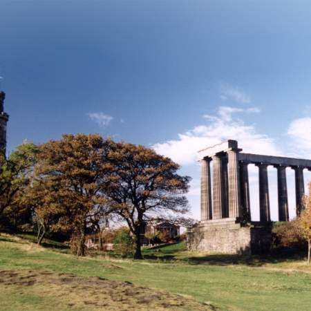 calton hill Conservation Plan